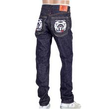 RMC Martin Ksohoh 4A Band Raw Selvedge Indigo 1001 Slim Model Japanese Denim Jeans RMC1932