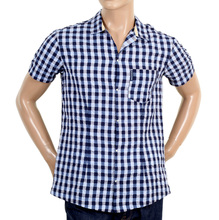 Stretch cotton shirt by Armani Jeans AJM3336