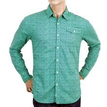 Scotch & Soda mens printed regular fit shirt SCOT3663
