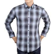 Boss Black mens check shirt BOSS4373