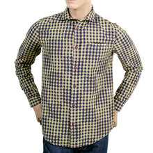 Check shirt with long sleeves by Armani Jeans AJM2439
