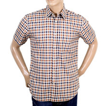 Aquascutum Classic House Club Check Shirt AQUA4430