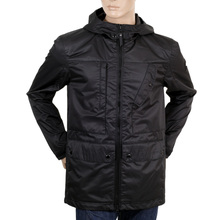 Descente Storm Parka Jacket in Black DESC2871