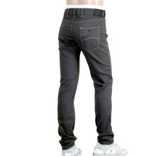 Mens J20 Extra Slim Fit Tight Leg Low Waist Washed Grey Comfort Fabric Denim Jeans by Armani Jeans AJM5121