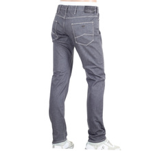Armani Slim Fit Low Waist Tight Leg J06 Stretch Denim Jeans in Grey AJMn5969