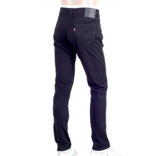 Mens Black Moonshine Levis 511 Slim Fit Jeans with a Lower Waist LEVI6252