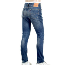 Levis 510 Vintage Style Skinny Fit Jeans with Frayed and Worn Look LEVI6209