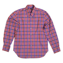 Paul Smith shirt mens long sleeve check shirt. PS6259
