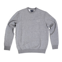 Marl Grey Crew Neck Sweatshirt By Armani Jeans AJM6460