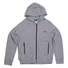Zip Front Sweatshirt With Hood By DSquared DSQU6278
