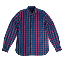 Fred Perry Gingham Check Shirt FPRY6759