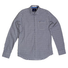 Scotch & Soda Black And White Check Shirt SCOT6784