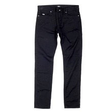 Boss Black Delaware 3 Regular High Waist Stretch Cotton Slim Fit Black Jeans for Men BOSS6582