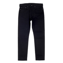 Levis Slim Fit 522 Stretch Jeans In Black LEVI6498