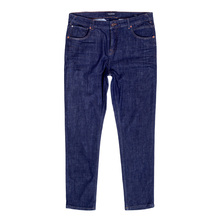 Mens Dart Washed Blue135084 Five Pocket Style Super Skinny Fit Jeans from Scotch & Soda SCOT6970