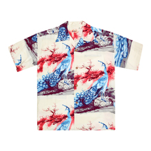 Sun Surf Mens Pikake Symbol Of Hawaii Beige Hawaiian Shirt SURF8594