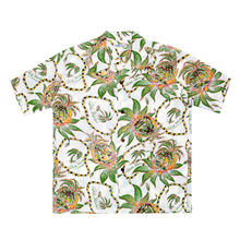 Sun Surf Mens Dreams and Pineapples Off white Hawaiian Shirt SURF8589