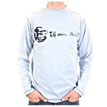 Etienne Ozeki Sawyer sky blue long sleeve t-shirt