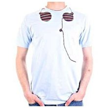 RedDot t-shirt 'Neck Headphones' short sleeve t-shirt