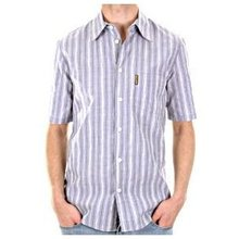 Armani Jeans short sleeve striped shirt