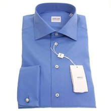 Armani Collezioni Shirt H0015D 20164 cut away collar classic shirt GAM0559