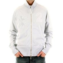 Fake London Genius jacket long sleeve zipped sweat. FAKE3038