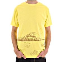 RMC Jeans Exclusive TOYO STORY PORTER Genuine and Authentic Short Sleeve Yellow Cotton T Shirt REDM5932
