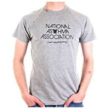 RedDot t-shirt 'National Asthma Association' short sleeve t-shirt