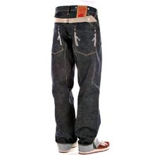 Ijin jeans cinch back denim jean IGIN4360