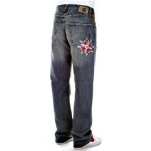 Fake London Genius Sandblast Jeans FAKE3034