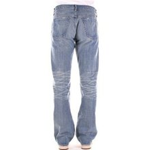 Ernest Sewn jean hutch milk regular fit denim jeans ESWN6978