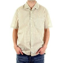 CP Company shirt mens short sleeve striped shirt. CP2950