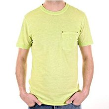 D&G t-shirt Dolce & Gabbana lime slim fit t-shirt DGM4002