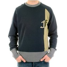 Fake London Genius black long sleeve sweatshirt. FAKE6815