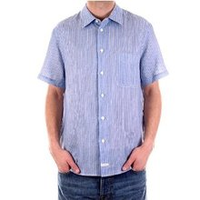 CP Company Shirt men short sleeve striped shirt. CP2139