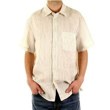 CP Company Shirt short sleeve striped shirt. CP2143.