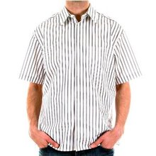 Burberry mens Short Sleeve shirt