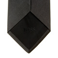 Hugo Boss Tie grey silk 51061815. BOSS0184