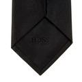 Hugo Boss Tie black silk 50161815. BOSS0170