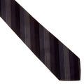 Giorgio Armani tie striped woven silk tie 219W340 - GAM1254