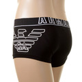 Under Wear Emporio Armani black cotton trunk 110866 0W512 - AM0112