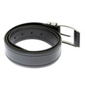 Belt Hugo Boss Sody black leather belt 50186485 BOSS0431