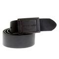 Belt Armani Jeans black leather belt N610 312 -  AJM5331