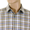 Paul Smith mens shirts long sleeve check shirt 172H 732. PS1562