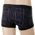 Under Wear Emporio Armani 110748 black logo trunk EAM4189