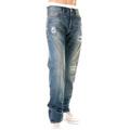 Ijin jeans J5217 84L10 Skinnt vintage wash denim jean IJIN2400