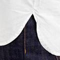 CP Company mens shirts 44181526 washed sky blue long sleeve shirt CP3920