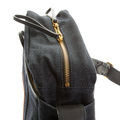 RMC Jeans Fully Lined Unisex Denim with Leather Despatch Bag REDM5527