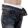 Armani Jeans regular fit J38 dark wash denim jean M6J38 2F AJM2202
