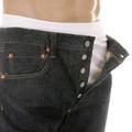 Sugar Cane Mens 12 Ounce SC42009A One Wash Vintage Cut Japanese Selvedge Denim Jeans CANE4225